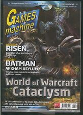 tgm 252GAMES MACHINE-batman-arkham asylum-wow cataclysm-tales of monkey island