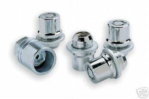 Toyota RAV4 2003-2012 Wheel Locks (Steel Spare) OEM NEW