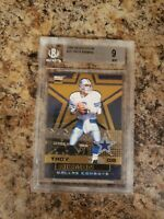 2000 Pacific Revolution Premiere Date /85 Troy Aikman #25 HOF Graded BGS 9.0