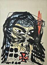 Jonathan Meese - Heilbuttn's der Kunst (Formzucki) - handkl. Lithographie - 2012