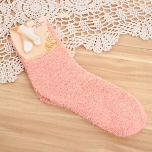 2017 Candy Color Soft Fuzzy Socks Autumn Winter Cozy Bed Ankle Socks Wholesales