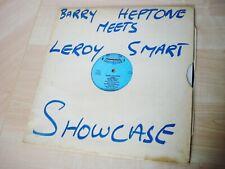 Barry Heptone(s) Meets Leroy Smart Showcase A-1 B-1 UK LP Struggle ST002 NM