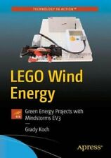 LEGO Wind Energy Green Energy Projects with Mindstorms EV3 9781484244388
