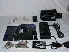 Sony Handycam CCD-TR94 8mm Video8 Camcorder VCR Player Camera Video Transfer