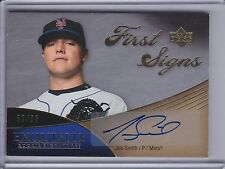JOE SMITH 2007 Exquisite Collection Rookie First Signs Autograph #05/20  (B9764)