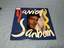 David Sanborn Vinyl LP A Change Of Heart VG+