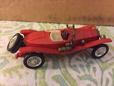 Vintage RAMI by J.M.K. Die Cast Car Spa 1912 Made In France