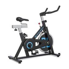 Indoor Spin Bike Cyclette Allenamento Cardio Fitness Workout Trazione Catena