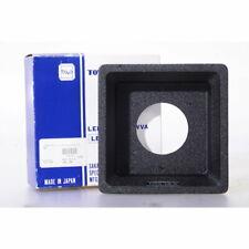 Toyo Copal 3 Objektivplatte Versenkt - Objektivplatine - Lens Board VS-3