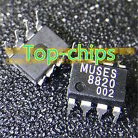 (1PCS) MUSES8820D IC OPAMP AUDIO DUAL 8-DIP 8820 MUSES8820