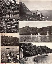 Lot 100 cartes postales anciennes de 1945 à 1975 SAVOIE DIVERS 2