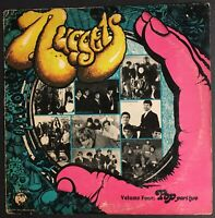 Nuggets VARIOUS Vol 4: Pop Pt 2 LP Rhino RNLP-028 LP RECORD 1984 COMPILATION
