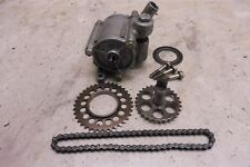 1981 Honda CBX1000 CBX HM168-1B. Engine oil pump assembly