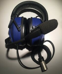 Sennheiser HME 105 Binaural - Casque Aviation pilote Profesional