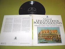 Vivaldi / I Solisti Veneti / Claudio Scimone / France Erato STU 70545 STEREO EX