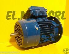 Motore Elettrico Albero Doppio Bisporgente hp 0,5 1400g Monofase Caldaia a Sansa