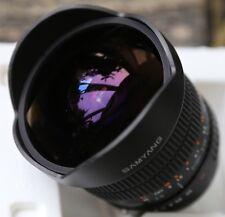 Samyang 8mm FISH-EYE CS Lens for Pentax DSLR
