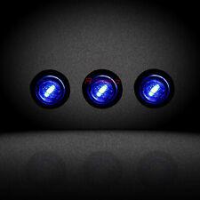 (3)Raptor Mod Style LED Blue Grille/Marker Lighting for PickupTruck SUV