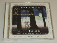 Cinema Serenade Itzhak Perlman John Williams Pittsburgh Symphony Orchestra CD