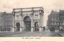 uk4211 marble arch london  real photo   uk