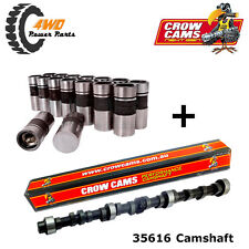 35616 Crow Cams Holden 6 Cyl Red Blue Black Commodore XU-1 Camshaft & Lifters