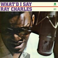 Charles- Ray	What I'd Say + 2 Bonus Tracks! (New Vinyl)