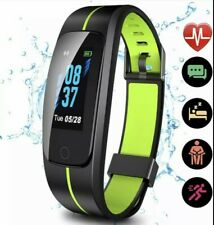 Smart Watch Band Heart Rate blood pressure Monitor Tracker Fitness sleep tracker