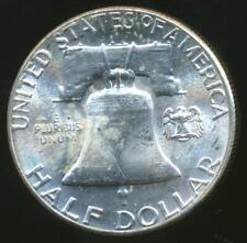 United States, 1959 Franklin Half Dollar (Silver) - Choice Uncirculated