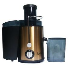 400W Mini Juicer Extractor (Gold)