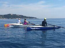 Lite Boat LiteRace 1X Race Row Boat - Rowing Scull - Rowing Shell - Single Shell