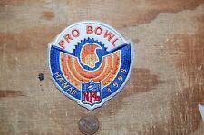 "Pro Bowl NFL Football Hawaii 1996 3 1/4"" Logo Patch"