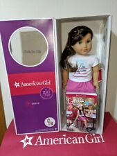 New American Girl Grace Doll Girl Of The Year Retired With Book & Bracelet 2015