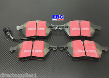 VOLKSWAGEN Golf Mk4 EBC Ultimax Pastillas De Freno Delantero (Set) DP1330