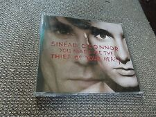 Sinead O'Connor You Made Me The Thief Of Your Heart RARE CD Single