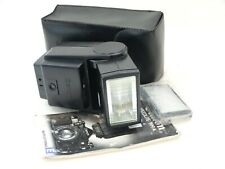 Canon Speedlite 199A Flash with Case and Diffuser. stock no U13016