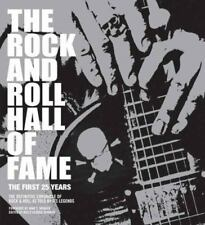 The Rock and Roll Hall of Fame : The First 25 Years by Holly George-Warren...