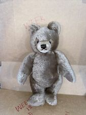 antique teddy bear Light brown jointed