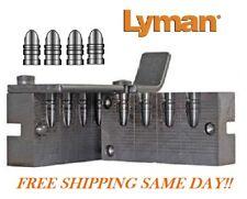 Lyman 4 Cavity Pistol Bullet Mold for 38/357 cal, RN 160 Grain # 2670311 * New!