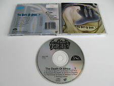 THE DEATH OF AFRICA...? CD 1993 V.O.D. ABHORRENCE RETRIBUTION DENIED DEBAUCHERY!