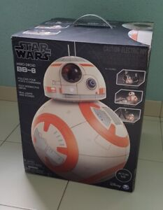 Disney Spin Master Star Wars BB-8 Fully Interactive Hero Droid R2D2 ROBOT REMOTE