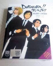 DURARARA!! The Complete ENG DUB TV Season 1 PLUS 2 Ep.1 - 37 End DVD Box Set
