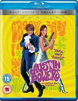 Austin Powers Internazionale Man Of Mystery (2015) Blu-Ray Nuovo/Sigillato