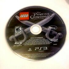 LEGO Pirates of the Caribbean: The Video Game (PS3) DISC ONLY #1525