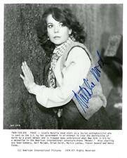 Natalie Wood Signed Authentic Autographed 8x10 B/W Promo Photo PSA/DNA #AF02450
