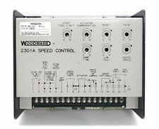 WOODWARD 2301A SPEED CONTROL 9907-014 REV.B