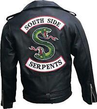 kurtka skórzana south side serpents męska jughead