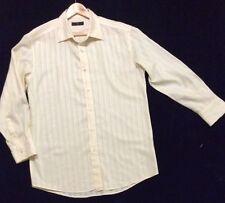 ZEGNA Drop 8 Long Sleeve Shirt Cotton Linen Yellow
