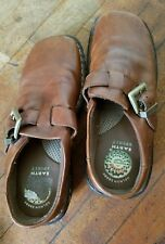 Earth Spirit - Women's Shoes Size 6.5 - Leather Upper - Gelron 2000 - Brown