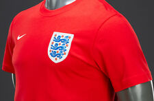 England Core tee in 100% cotton by Nike - adult large size