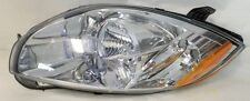 06-11 MITSUBISHI ECLIPSE LEFT HALOGEN HEADLIGHT (2 TABS BROKE) 8301B061, OEM